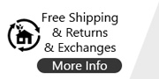 Free Shipping and returns on pedors.com